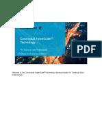 CVTSP19M4 - Commvault Hyperscale elective