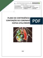 Plano de Contingência COVID-19- Hupaa 13.03.2020