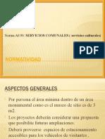 normativo diseño museo de sitio.ppt