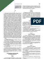 Fundo para a Eficiência Energética (FEE) - Portaria n.º 26/2011