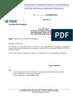 lettre AFD