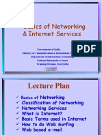 Network Basics & Internet