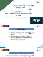 Tema 2 - Medidas de específicas para el personal de salud v2.pptx
