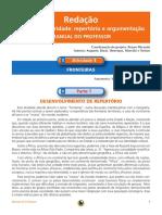 REPERTORIO DE ARGUMENTACAO - BLOCO 2 - PROF