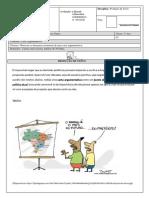 PRODUAÇÃO DE TEXTO CARTA ARGUMENTATIVA