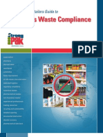 California Retailers Guide to Hazardous Waste Compliance