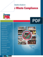 Automotive Retailers Guide to Hazardous Waste Compliance