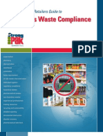Retailers Guide to Hazardous Waste Compliance
