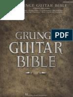 Grunge Guitar Bible - 2003