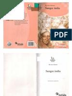 Sangre India - Ricardo Mariño (Con Guía Para Docentes)