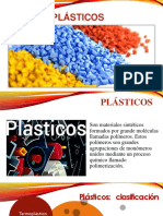 El Plastico-Selección de Materiales