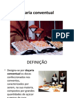 Doçaria conventual