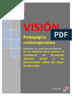 Visión Pedagógica Contemporánea