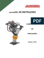 MANUAL DE INSTRUÇÕES COMPACTADOR PERCUSSÃO. Modelo_ CP-80.pdf