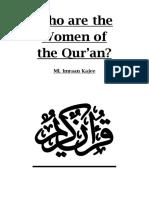 Women of the Qur'aan_final - Ml Imraan Kajee-3.pdf
