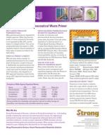 Hazardous Pharmaceutical Waste Primer