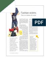 as Fashion Victims