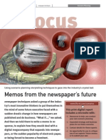 Googlepaper - and other future media scenarios