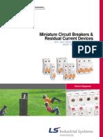 LS MCB & RCD Catalog