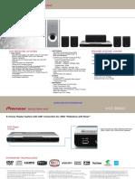 Pioneer Xv Dv360