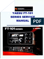 FT-101 SVC Manual