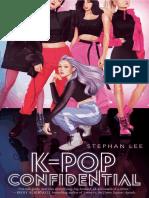 K-Pop Confidential Excerpt