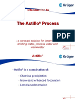 ACTIFLO PPT PRESENTATION FOR ØVRE SIRDAL