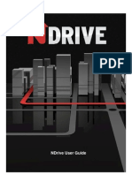 NDrive User Guide English