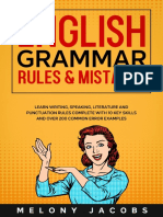 English Grammar Rules Mistakes Learn All of the Essentials