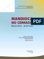 Cartilha Mandioca Embrapa PDF
