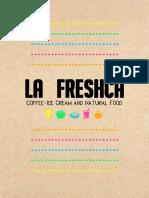 Carta La Freshca 2020