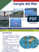 Energía del Mar 2016 Wilfredo Jara
