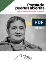08.  Poesía de puertas abiertas-CHARY GUMETA