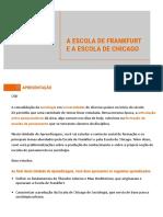 A ESCOLA DE FRANKFURT E A ESCOLA DE CHICAGO.pdf