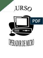 Curso - Operador de Micro