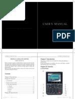 WS6906 Manual