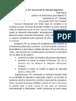Implementarea TIC în procesul de educație lingvistică.pdf