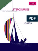 CIMA Master Courses 2010 Web Version