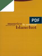 La-amistad-Maurice-Blanchot.pdf