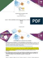 Formato Tarea 4 -Diseñar un plan de actividades sobre procesos de escritura para niños de primera infancia.docx