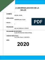 REGLAMENTO DEL FUTBOL
