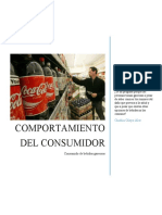 COMP. DEL CONSUMIDOR DE BEBIBAS GASEOSAS