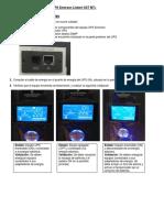 Manual de Comisionamiento - UPS Emerson Liebert GXT MT+.pdf