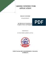 Industry Synopsis GNDEC