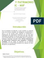Act 3_PASIVOS Y PATRIMONIO NIC - NIIF