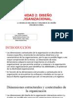 UNIDAD 2 2.3 modelos... diseño organizacional-1