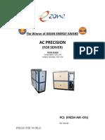 Ezone Precision Air Conditioning