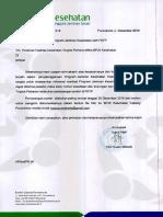 2909 SOSIALISASI PROGRAM JAMINAN KESEHATAN OLEH FKTP