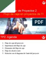 TP2 - FEP Sesión 06 - Fujo de caja del proyecto