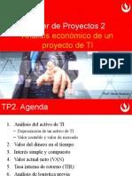 TP2 - FEP Sesión 05 - Evaluación Financiera de Proyectos de TI(1) (1)